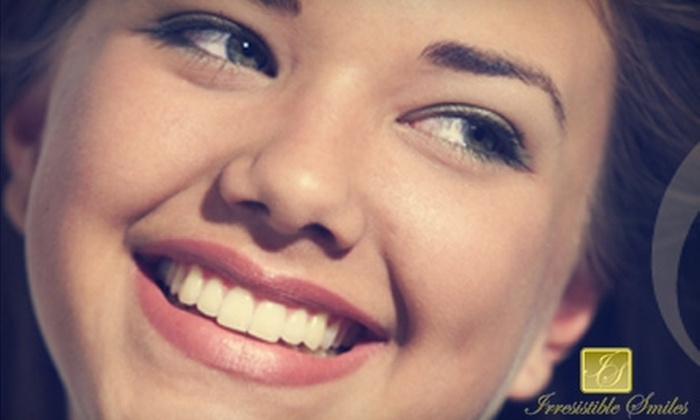 Irresistible Smiles - Carmel Valley: $119 for Zoom! Teeth Whitening at Irresistible Smiles