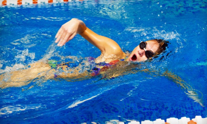 Club W - South French Broad: Two-Month Individual or Family Membership or One Month of Swimming Lessons at Club W