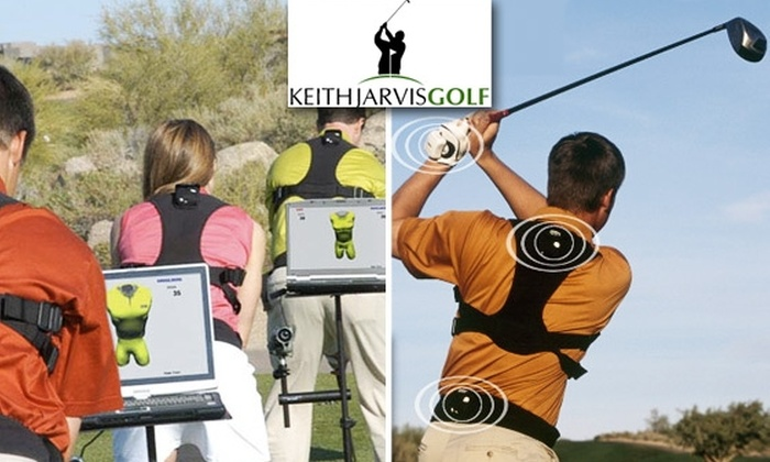 Keith Jarvis Golf - Tucker: Lower Your Golf Score with a Professional Swing Analysis