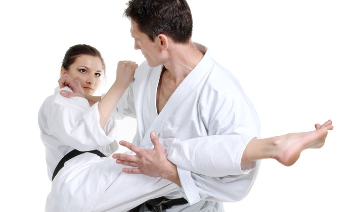 Brown's Martial Arts - Kanata Lakes - Marchwood Lakeside - Morgan's Grant - Kanata: One or Three Months of Little Dragons, Karate, or ThaiBox Fit Classes at Brown's Martial Arts (Up to 91% Off)