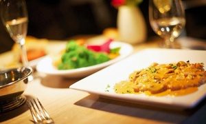 Osteria De Medici: Italian Dinner or Lunch Cuisine for Two or Four at Osteria De Medici (Up to 47%Off)