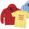 Boys' and Infants' Rock-and-Roll T-Shirt and Hoodie Sets