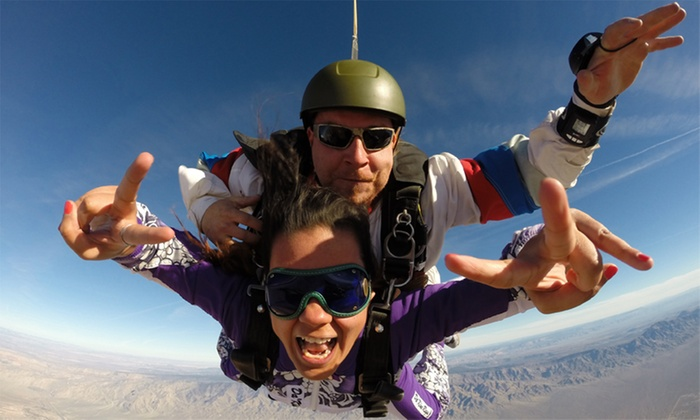 Skydive Mesquite - Up To 40% Off - Mesquite, NV | Groupon