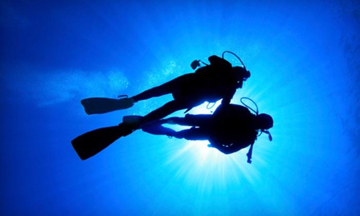 Scuba San Diego - Mission Beach: $96 for a Scuba Adventure for Non-Divers from Scuba San Diego ($175 Value)