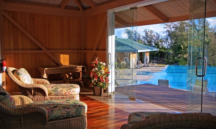 Kohala spa coupons