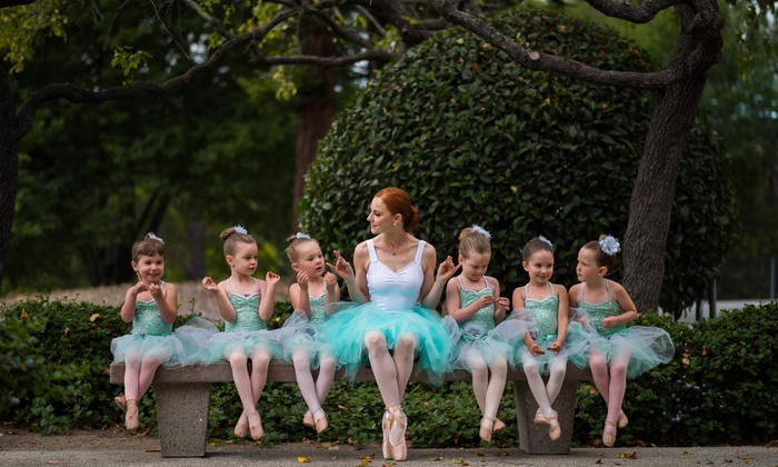 Agape Dance Academy - Multiple Locations: $33 for $85 Worth of Childrens Ballet Classes at Agape Dance Academy