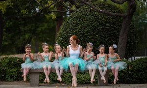 Agape Dance Academy: $33 for $85 Worth of Childrens Ballet Classes at Agape Dance Academy
