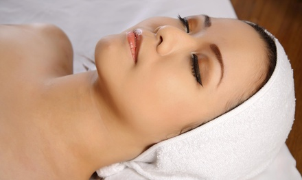 A 60-Minute Facial and Massage at Mi Beauty Salon (50% Off)