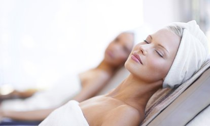 image for Spa Day with Meal and Treatments for One or Two at DoubleTree by Hilton Strathclyde (Up to 48% Off)