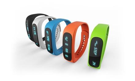 Bracelet intelligent dactivité Apachie, 5 coloris au choix