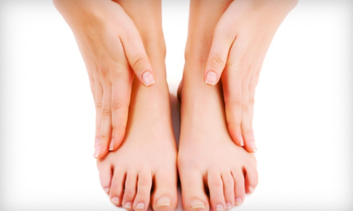 Oklahoma Foot & Ankle Associates - Midwest City: Laser Nail-Fungus Removal on One or Both Feet at Oklahoma Foot & Ankle Associates (Up to 83% Off)