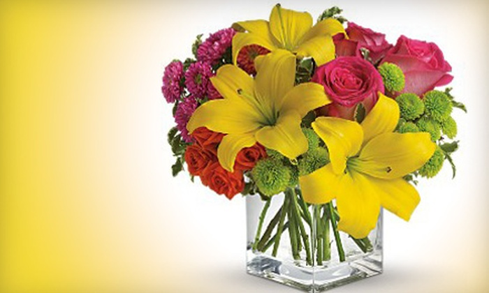 Westwood Flower Garden - Westwood: $25 for $50 Worth of Floral Arrangements at Westwood Flower Garden