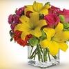 Half Off Floral Arrangements at Westwood Flower Garden