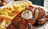 Up to 55% Off French-American Cuisine at Cafe Zelda in Newport