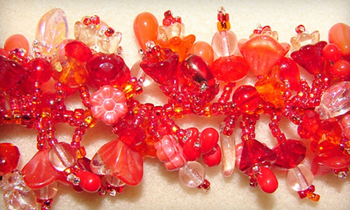 Cosmopolitan Beads - Cave Creek: $12 for $25 Worth of Beading Supplies at Cosmopolitan Beads in Cave Creek