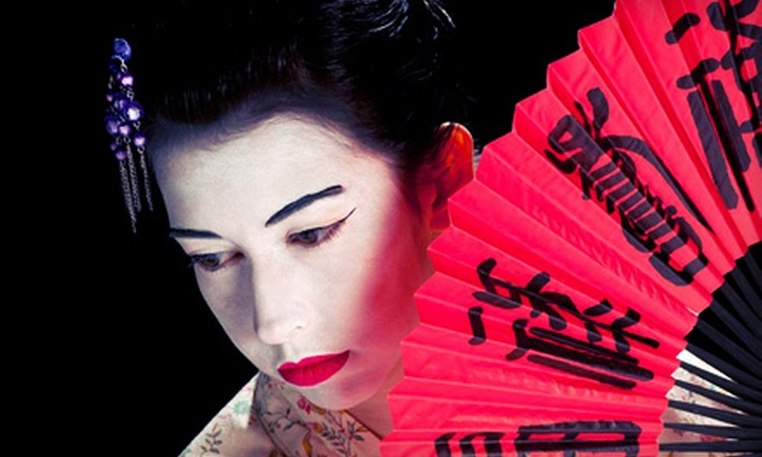 """Madama Butterfly"" presented by Shreveport Opera - Downtown Riverfront: $12 for Ticket to Shreveport Opera's ""Madama Butterfly"" at RiverView Theater on March 31 at 7:30 p.m. (Up to $25 Value)"