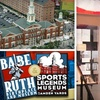 Up to Half Off Sports Museum Admission