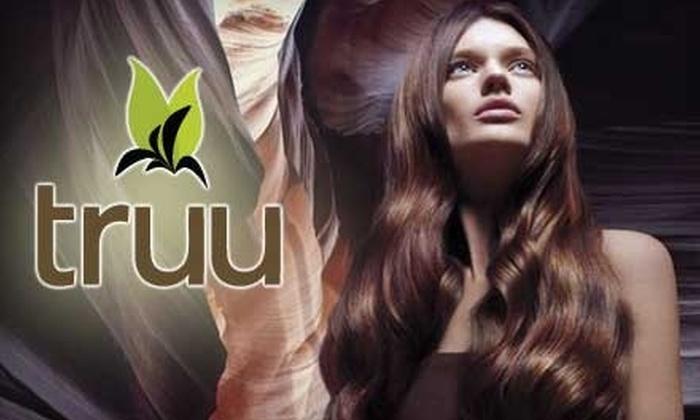 Truu Salon - Parkside: $25 for $60 of Services at Truu Salon