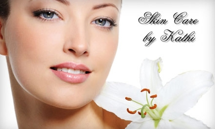 Skincare by Kathi - Rolling Hills Golf & Tennis Club: $45 for $115 Towards Facial, Microderm, or Peel Treatments at Skincare by Kathi
