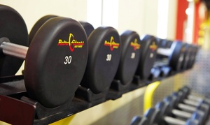 Retro Fitness: One- or Three-Month VIP Gym Membership at Retro Fitness (50% Off)