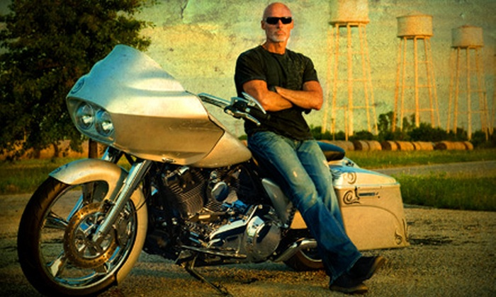 Man & Machine Photography - Cedar Creek: $125 for a Photo Shoot with Car or Motorcycle for Up to Two and a DVD Slideshow from Man & Machine Photography ($515 Value)