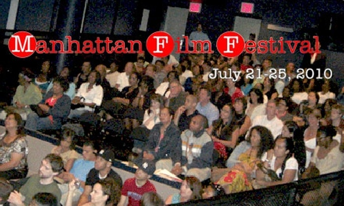 Manhattan Film Festival - Upper West Side: $37 for a Five-Day VIP Matinee Screening Pass to the Manhattan Film Festival ($75 Value)