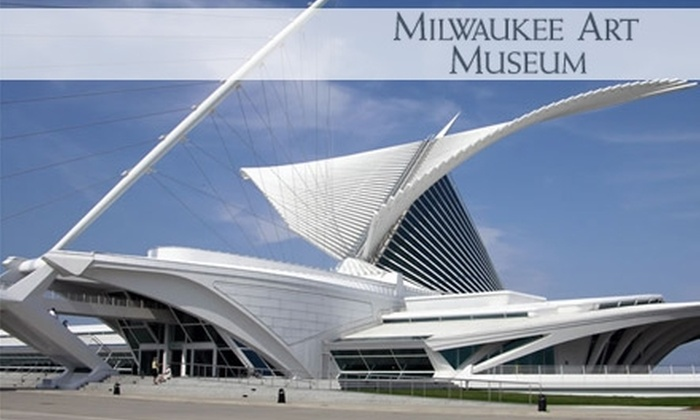 Milwaukee Art Museum - Lake Park: $50 for a One-Year Art Advocate Membership to the Milwaukee Art Museum ($150 Value)