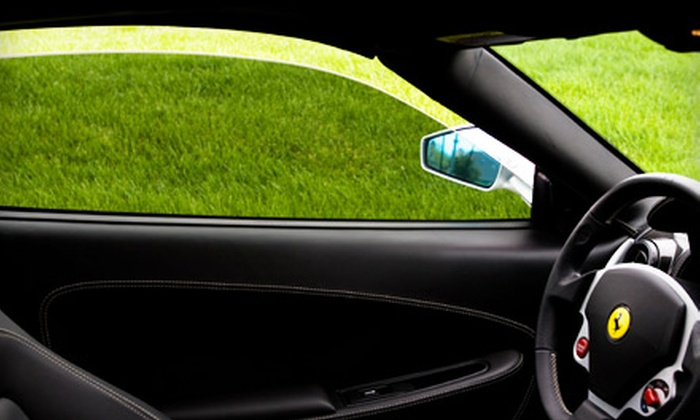 Mid America Window Tint - 135th Street Business Park: $99 for Automotive Window Tinting at Mid America Window Tint in Overland Park ($219 Value)