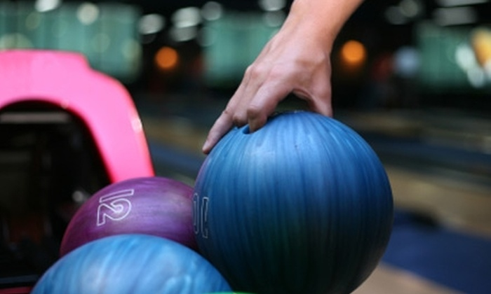 Lanes, Trains, & Automobiles Entertainment Depot - Murfreesboro: $25 for Two Hours of Bowling for up to Four People, Four Shoe Rentals, Four Sodas, and One Large Pizza at Lanes, Trains & Automobiles Entertainment Depot in Murfreesboro