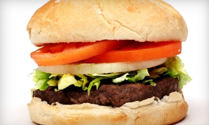 Gilligan's - Multiple Locations: $10 for $20 Worth of Burgers and More at Gilligan's