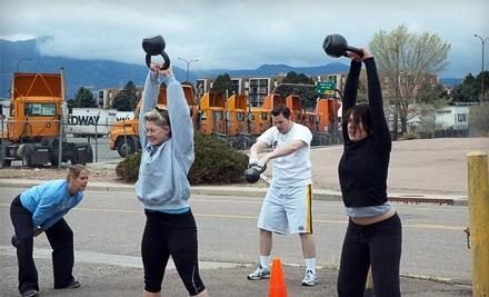CrossFit Pandora's Box - CrossFit Pandora's Box in Colorado Springs