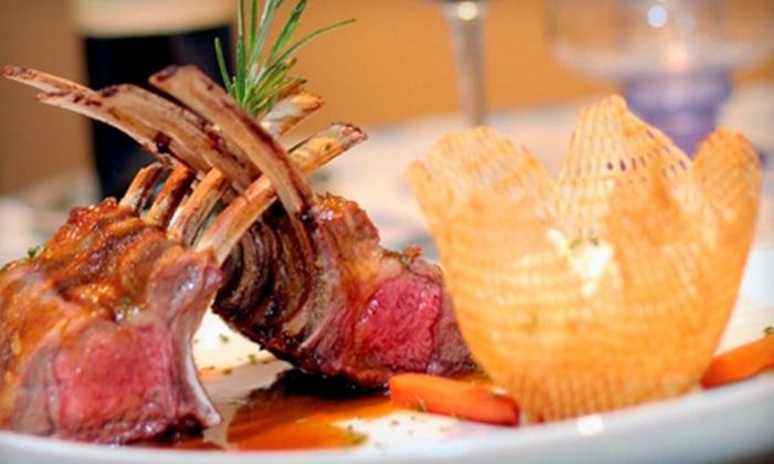 Tavira Restaurant - Chevy Chase: Mediterranean Dinner or Lunch Fare at Tavira Restaurant in Chevy Chase (Up to 53% Off)