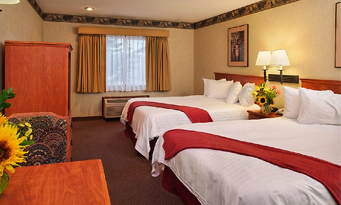 The Ashley Inn of Tillamook  - Tillamook, OR: Two-Night Stay for Two with a Romance or Welcome Package at The Ashley Inn of Tillamook (Up to Half Off)