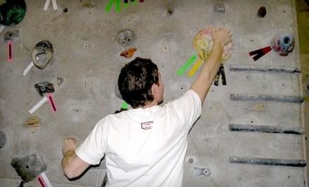 Peaks Indoor Rock Climbing - Peaks Indoor Rock Climbing in St. Catharines