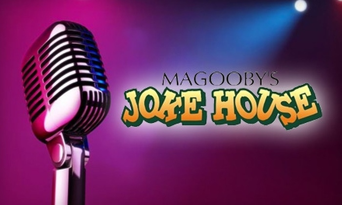 Magooby's Joke House - Lutherville - Timonium: $5 for One Ticket to Magooby's Joke House (Up to $14 Value)