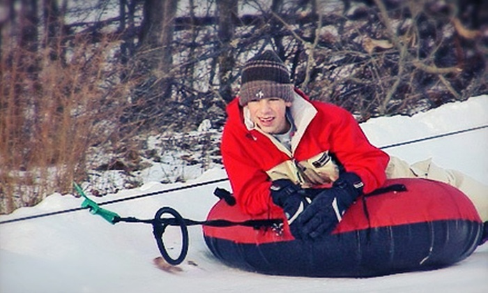 Pando Winter Sports Park - Cannon: $10 for a Tubing, Skiing, or Snowboarding Pass at Pando Winter Sports Park (Up to $20 Value)