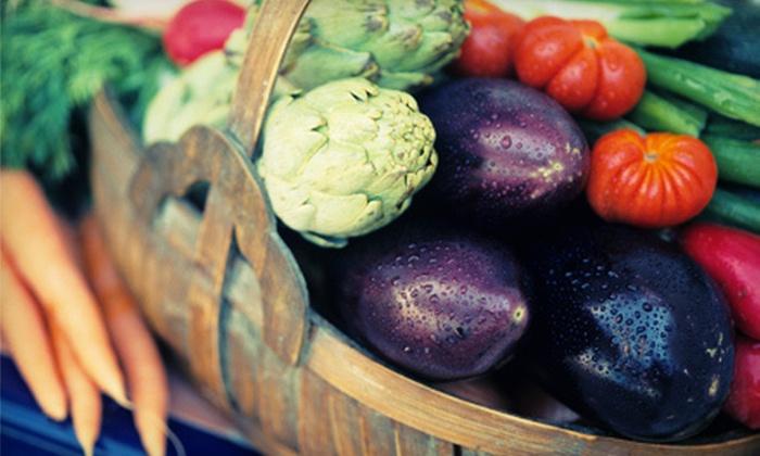 Community Foods - Northwest Colorado Springs: Organic Groceries at Community Foods in Manitou Springs (Half Off)