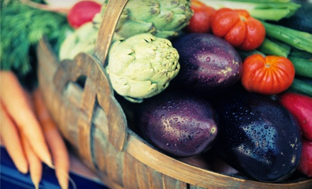 $20 Groupon Toward Organic and Natural Groceries  - Community Foods in Manitou Springs