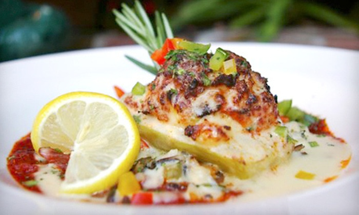 Broussard's - East Bank,French Quarter,Storyville,Vieux Carre: $30 for $60 Worth of Upscale Creole Cuisine and Drinks at Broussard's