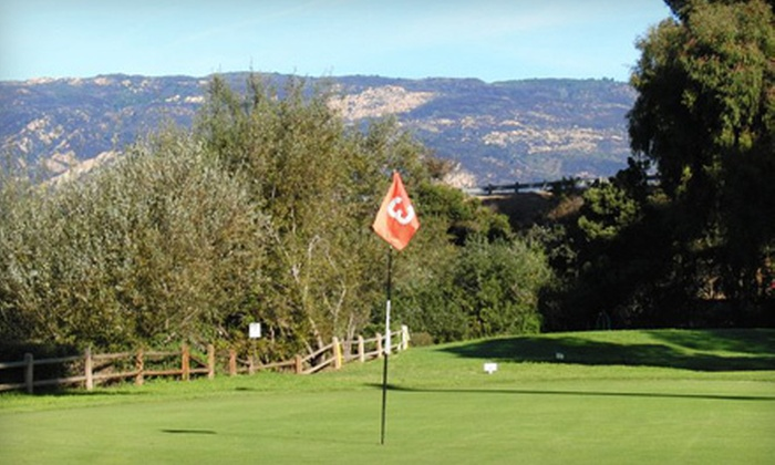 Twin Lakes Golf Course - Goleta: Nine-Hole Golf Outing for Four or Four All-Day Passes to the Facilities at Twin Lakes Golf Course (Up to Half Off)