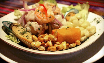 $30 Groupon to Maemi Peruvian Cuisine - Maemi Peruvian Cuisine in Sarasota