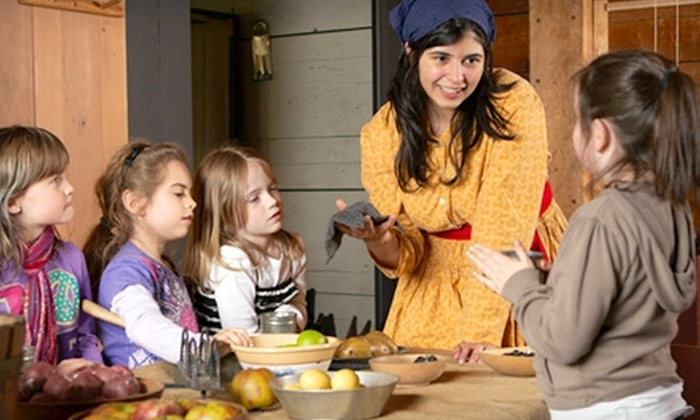 Fort Langley National Historic Site - Abbotsford: Adult or Family Annual Pass to Fort Langley National Historic Site