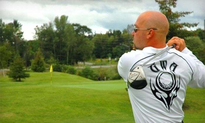 Golf With Attitude - Pickering: $45 for One-Hour Private Golf Lesson with Golf With Attitude in Pickering ($90 Value)