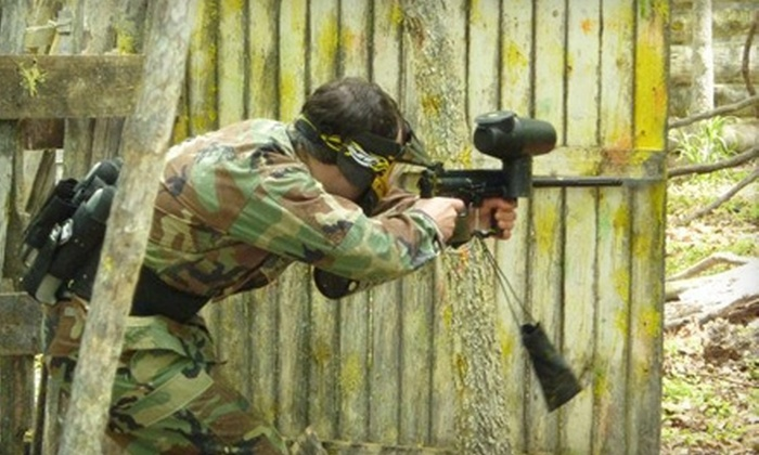 Skyline Paintball - Strasburg: $40 for Paintball for Two at Skyline Paintball in Strasburg