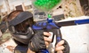Tempe Paintball - Tempe: Paintball Package with Admission, Equipment Rental, and Paintballs for One or Two at Tempe Paintball (Up to 58% Off)