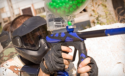 Paintball Package for 1 Person (a $42 total value) - Tempe Paintball in Tempe