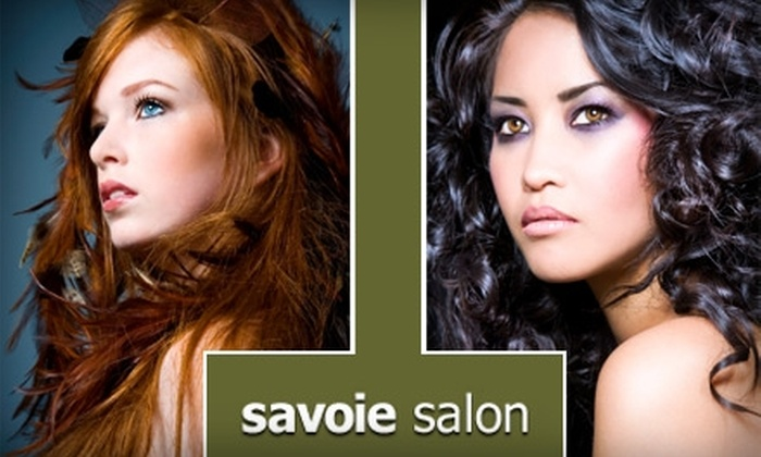 Savoie Salon - Dallas: $50 for $100 Worth of Salon Services at Savoie Salon