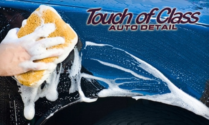 Touch of Class Auto Detail - South Meadows: $17 for an Express Exterior Detail at Touch of Class Auto Detail ($35 Value)