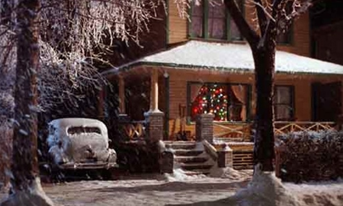 """<i>A Christmas Story</i> House & Museum - Tremont: $16 for Four Adult Tickets to """"A Christmas Story"""" House & Museum in Cleveland"""