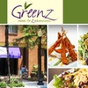60% Off Food and Drink at Greenz
